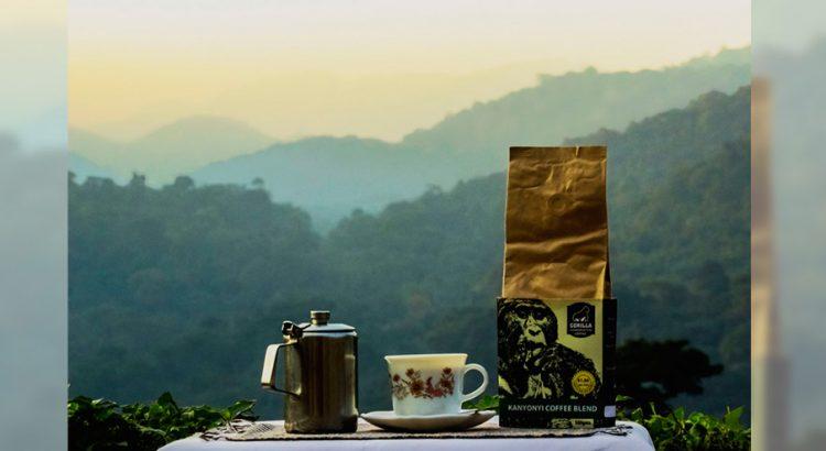 Saving gorillas - one sip at a time